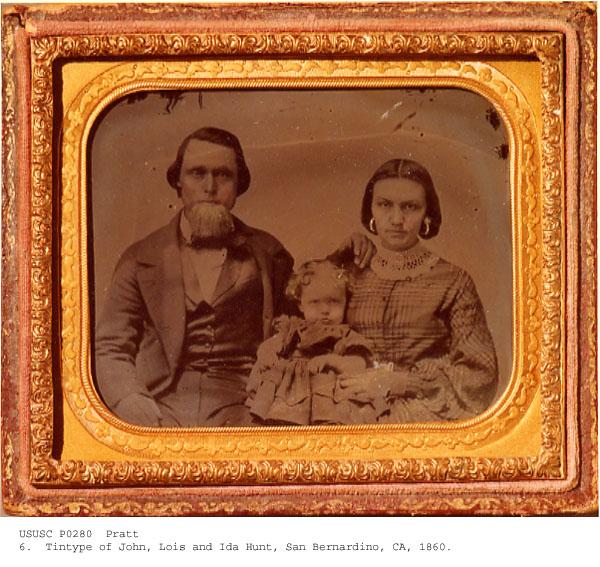 John and Lois Hunt
