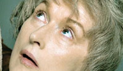 Meryl Streep in agony