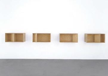 Judd Untitled 1989