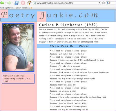 poetryjunkie.com