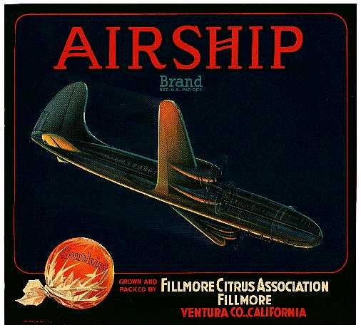 Airship Oranges