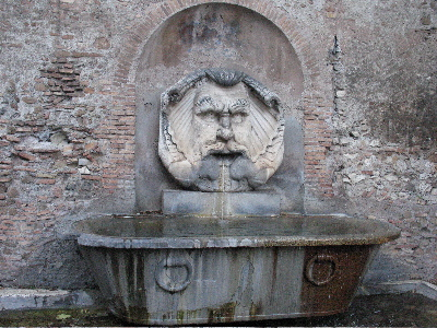 head fountain