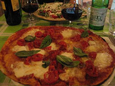 pizzeria di san calisto