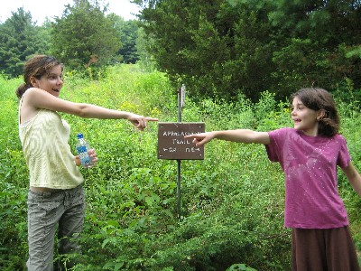 duelling wizards on the appalachian trail