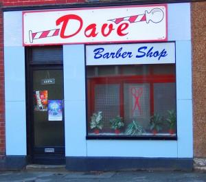 dave barber shop