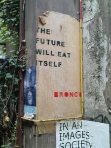 future will eat itself