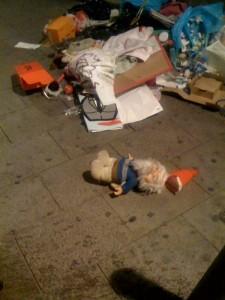 gnome trash
