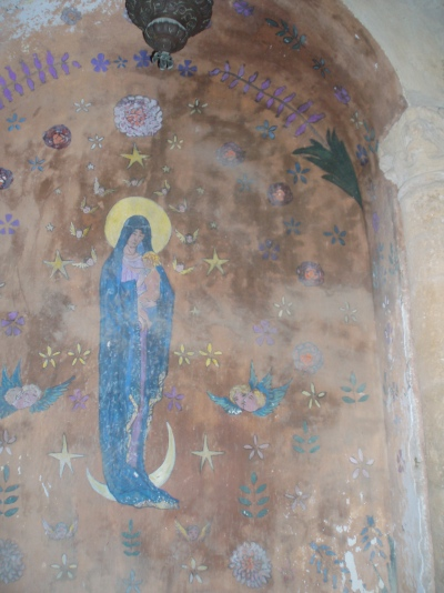 mary mural