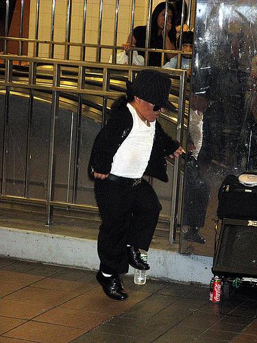 Michael Jackson: Too good for this world?