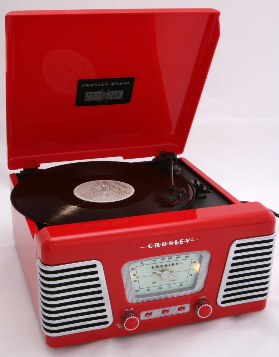 Pin Record Player on Pinterest