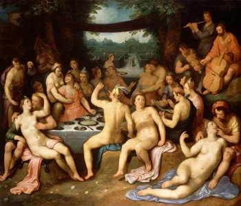 ancient rome orgy History, facts and information about the Reason why the Roman Empire fell.